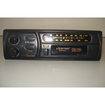 Auto Radio Toca Fitas Stereo Livstar Usado