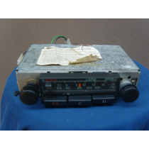 Rádio Carro Antigo Bosch Original Funcionando
