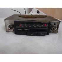 Radio Bosch Ld-243 Linha Vw Fusca Brasilia Carro Antigo Leia