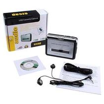 Cassette Player Conversor Para Mp3 K7 Usb - Entrega Imediata