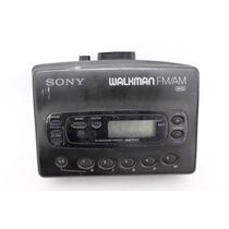 Walkman Sony Com Defeito Leia Anuncio Anos 90 Figurino Retro