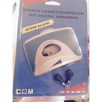 Walkman Toca Fitas - Otany/ Relíquia Alemã - Preço Especial