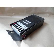 Gravador Tape Aiko Atp-705 Antigo Item Coleção Não Funciona