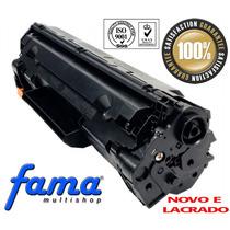 Cartucho Toner Impressora Laserjet Hp P1102w / P1005 E Mais