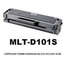 Cartucho Toner Samsung Mlt-d101   Ml2165   Ml2165w   Scx3405