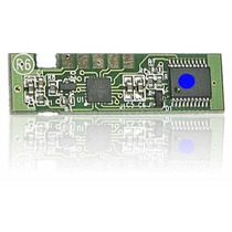 Chip Toner Samsung Clt-c406s Ciano Clp-365w Clx-3305fw 1k