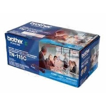 Toner Brother Original Tn-115c Cyan - Hl-4040/ Dcp-9040