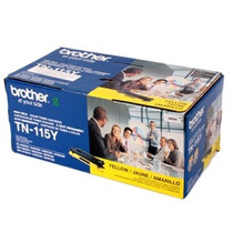 Cartucho De Toner Yellow Original Tn-115y Brother