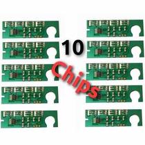 Chip Samsung Scx4200 Pacotão Com 10 Não É Reset Scx 4200
