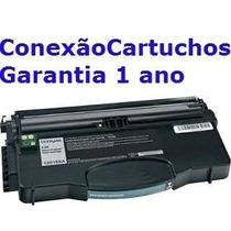 Cartucho De Toner Lexmark E 120 12018sl 12038sl 12026xw E120