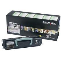 Toner Original Lexmark 34018hl 100% Original Cx Lacrada!!!!!