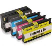 Cartuchos Compatíveis Hp 950xl 951xl 8100 - 8600 4 Peças