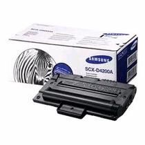 Cartucho De Toner Original Com Samsung Scx 4200a