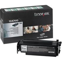 Cartucho Toner Lexmark Optra T420 5k 12a7410