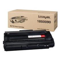 Cartucho De Toner Lexmark X215 Original 18s0090