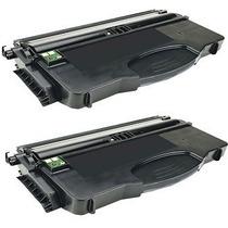 Cx/02 12018sl Cartucho Toner Lexmark E120 E120n 100% Novos