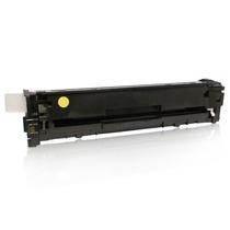 008 - Cartucho Toner Impressora Hp Laserjet Cp1215 Amarelo