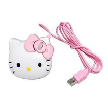 Mouse Hello Kitty Ótico E Portátil