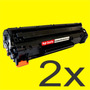 02 Cxa Toner Hp Cb435a Cb-435a Cb435ab Cb-435ab 35a