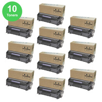Kit 10 Toner Hp Compativel Q2612a 2612a 12a Preto(black) Co