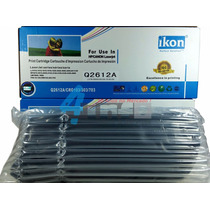 Toner Ikon 100% Novo Hp Lj 1010 1020 3020 3055 M1319 Q2612a
