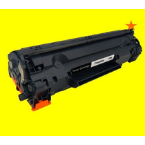 Toner Hp Novo Ce278a 78a 278 Compativel - Cx 4 Un