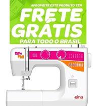 Máquina De Costura Elna Sew Fun + Messa Extenssora