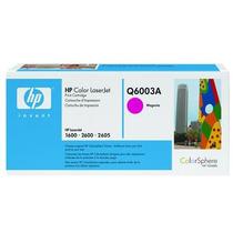 Toner Laserjet Color Hp Q6003ab Hp 124a Magenta Cm1017