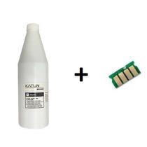 Kit Refil Toner 220g + Chip Ricoh Sp3500 Sp3510sf