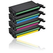 Kit 4 Toner Samsung Clx 6250fx | Clp 670 | Clp620nd | 508l