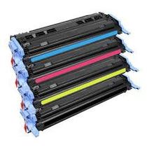Toner Hp Q6000 Q6001 Q6002 Q6003 2600n 1600 2605 Cm1015 1017