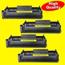 Cxa 4 Cartucho Toner Hp 2612a Q2612a 1010 1012 1015 1018 12a