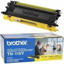 Cartucho De Toner Brother Tn 115y Novo