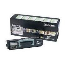 Toner Lexmark 34018hl P/ E330/e332/e340/e342 Original Lacrad