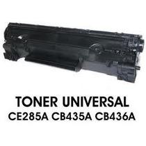 Toner Universal Hp Compativel Cb436a / Cb435a /ce285a C/nf