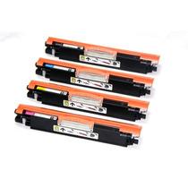 Kit 04 Toner Laser Jet Cp1025 M175 Ce310 311 312 313 126a