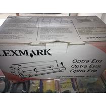 Cartucho De Toner Original Lexmark Optra E310 / 312