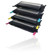 Kit 4 Toner Samsung Clt409s Compativel Clp310 Clp315 Clx3175