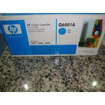 Cartucho Toner Novo Original Color Impressora Hp Laser 2600