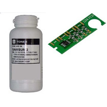 Kit Refil Recarga De Toner Samsung Scx4200 + Chip *