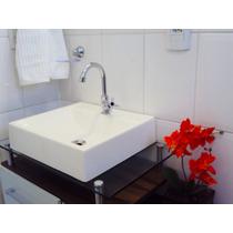 2 Unids. Cuba Sobrepor Tendência Lavatório Para Banheiro