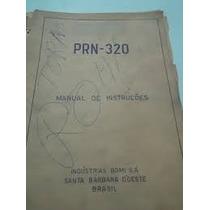 Manual Digitalizado Torno Imor Prn 320