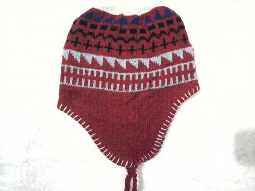 Toucas E Gorros - Peruana - (estilo Chaves)