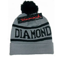 Touca Diamond Supply Gorro Original Pronta Entrega Importada