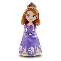 Disney Store Princesinha Sofia Em Plush Boneca Pelúcia