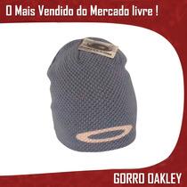 Gorro Touca Oakley Beanice Zac Efron Toca- Importada