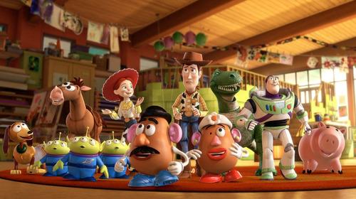 Toy Story - A Trilogia Completa (lacrado)
