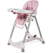 Cadeira De Refeição Prima Pappa Diner Savana Rosa Peg-pérego