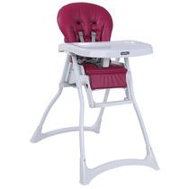 Cadeira Para Refeição Burigotto Com Encosto Reclinável