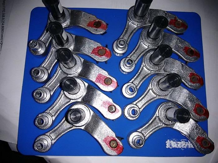 Conserto do cabo do seletor de marchas Zafira, Vectra, Astra ... Trambulador-corsaceltaprisma-astra-bumerangue-10-pecas-587101-MLB20270127509_032015-F